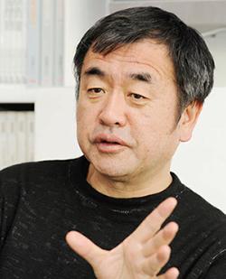 建築家・隈研吾氏 : 新国立競技...